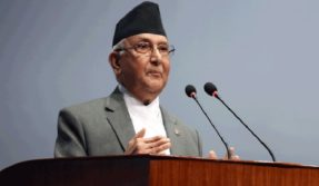 With Left alliance's win KP Sharma Oli set to return as Nepal PM