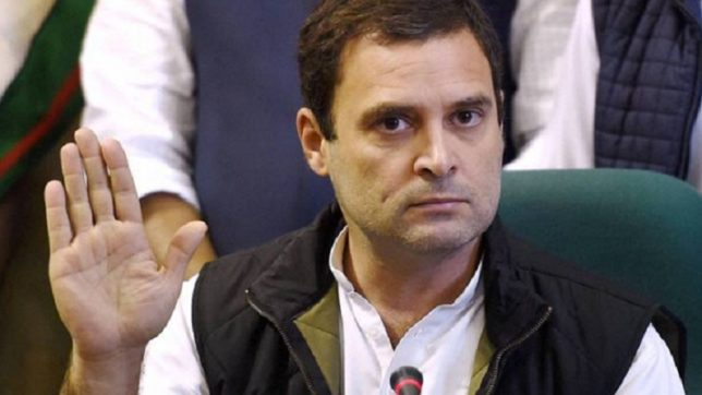 Will work towards transforming party, women will be fundamental part: Rahul Gandhi