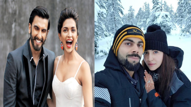 Here is what Ranveer-Deepika gifted Virushka on their wedding