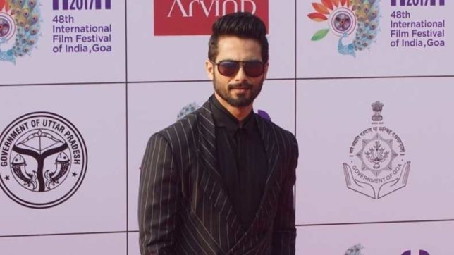 Bollywood actor Shahid Kapoor becomes the Sexiest Asian Man according to UK poll