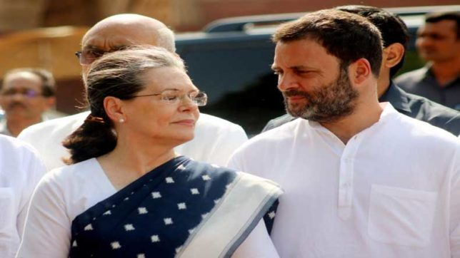 Sonia Gandhi has retired as president of the party, not politics: Congress