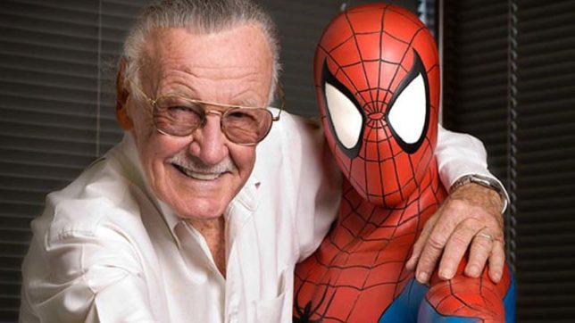 Universal relief for King of the Cameos: Stan Lee trending at 95