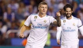 Toni Kroos picks Paul Scholes over Steven Gerrard and Frank Lampard as the best English midfielder of all time