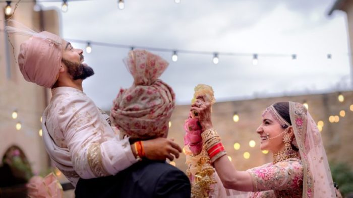 vurat kohli anushka marriage