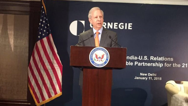 Committed to work for India's NSG tag: United States  envoy