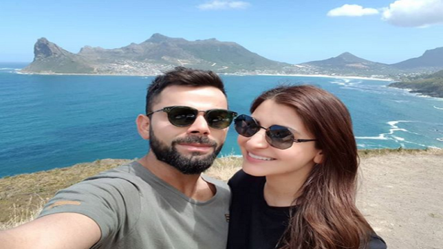 Anushka and Virat can't say no to a good sale