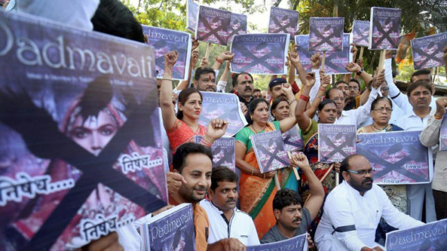 Karni Sena Protests Against Censor Board In Mumbai, Over 150 Arrested