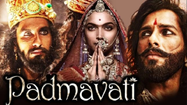 Now, Gujarat too bans release of 'Padmaavat'