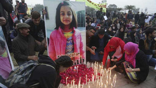 No breakthrough in rape, murder of Pakistani minor