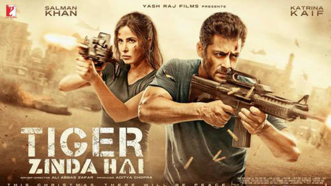 Tiger Zinda Hai to cross Rs 500 crore (INR) mark