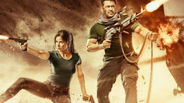 'Tiger Zinda Hai' on course to beat 'Bajrangi Bhaijaan'