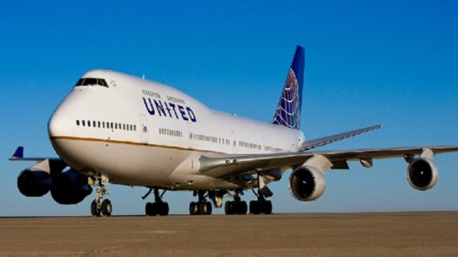 United Airlines makes emergency landing after passenger smears poop all over bathrooms