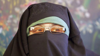 Asiya Andrabi's husband Qasim Faktoo is in jail for anti-India activities