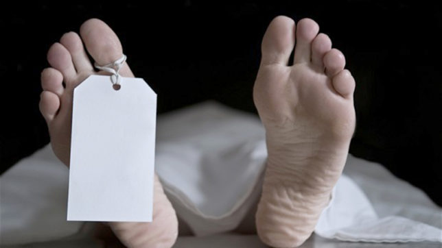 An Indian Army Soldier found dead in Manipur