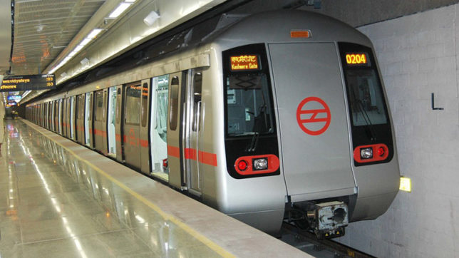 Delhi metro fares hiked by up to 66%