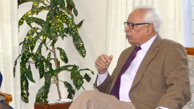 Jammu and Kashmir: Governor NN Vohra calls all-party meet today