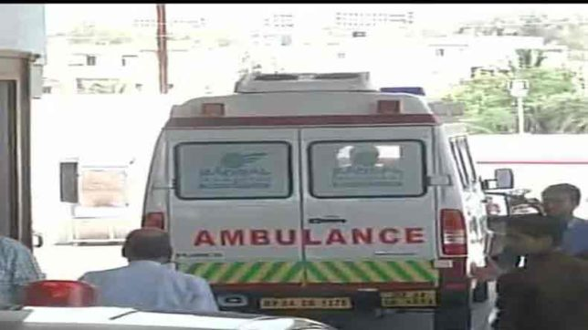 Ambulance driver leaves critically injured man to die in Kerala for messing up vehicle