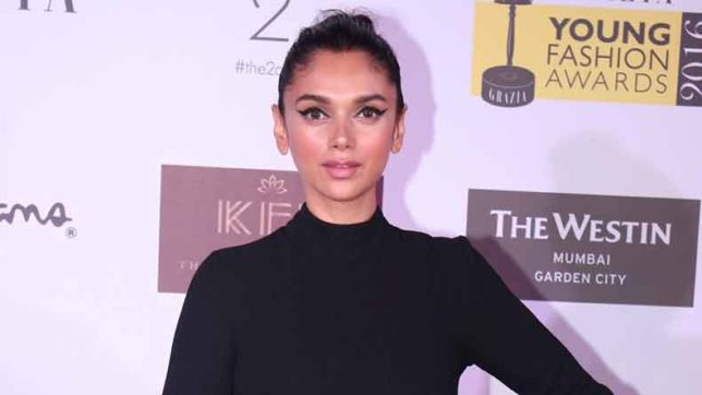 Have made my space without backing or support, says Aditi Rao Hydari