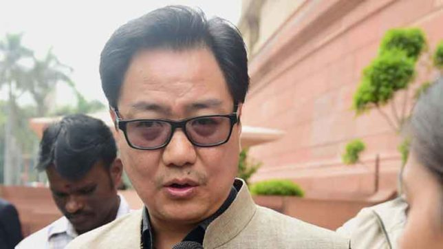 Impossible to copy all security features of new notes: Rijiju