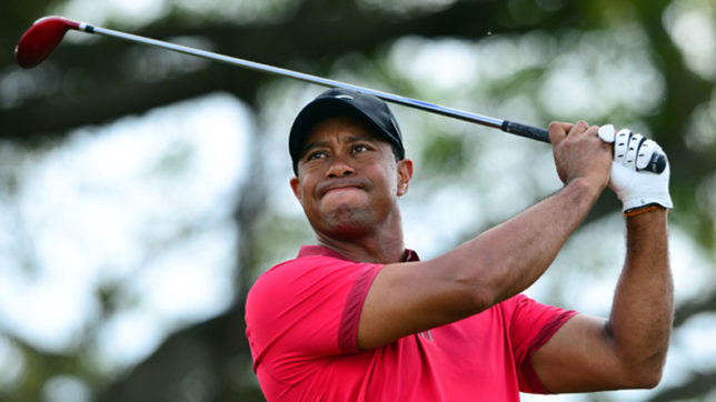 Testing times for Tiger Woods continue, arrested on DUI charges in Florida