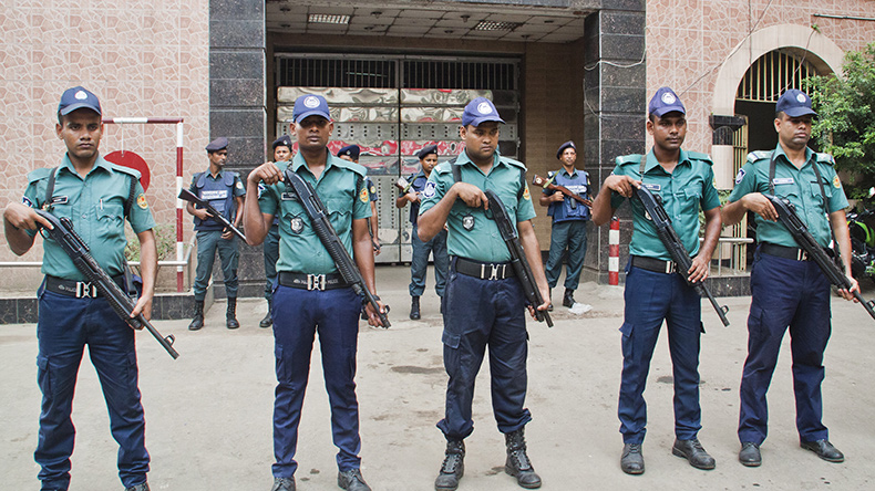 bangladesh police Bangladesh police have launched an online service allowing the people to obtain police clearance certificate without visiting a police station.