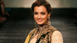 Dia Mirza, Sanjay Dutt, New Delhi, Rajkumar Hirani, Manyata, India Fashion Week, AIFW, FDCI, New Delhi