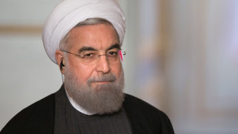 The country's Election Commission said Hassan Rouhani had obtained over 14.6 million votes, or approximately 56 per cent of the nearly 26 million counted so far.