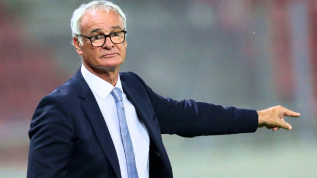 EPL: Claudio Ranieri axed by Leicester City nine months after his Premier League pinnacle