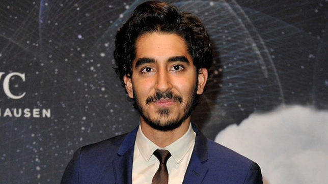 Dev Patel attends Oscars with mother
