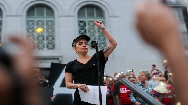 Not playing victim to get out of touring: Lady Gaga