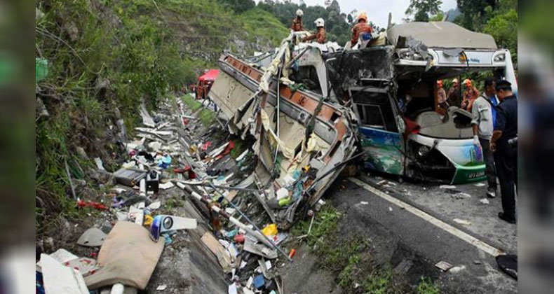 the effects of road accident in malaysia
