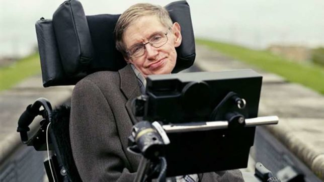 Without imperfection, neither you nor I would exist: Top 10 inspirational quotes from legendary Stephen Hawking