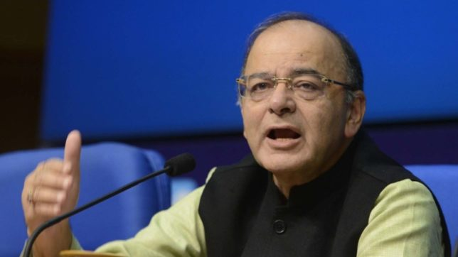 Arun Jaitley, Defence minister, naval commanders, Defence minister Arun Jaitley, Arun jaitley navy, Indian navy, Naval Commanders Conference, Navy Chief Admiral, Sunil Lanba, National news