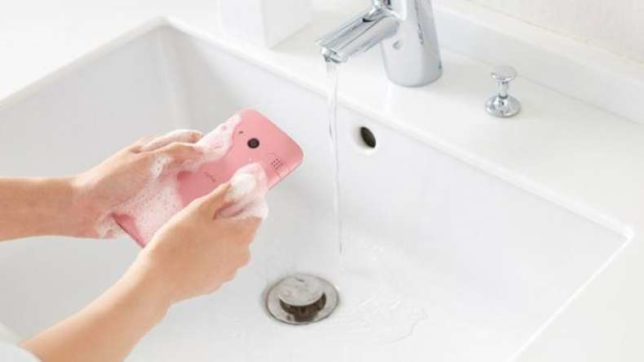 Japan-based Kyocera introduces new washable smartphone in Japan