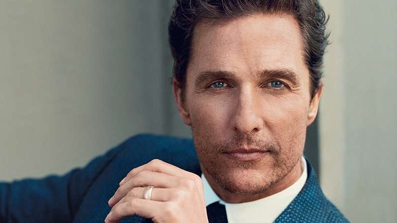 My agent said no to rom-coms, then there was nothing: McConaughey