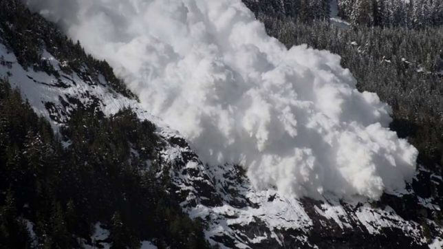 Avalanche-in-Afghanistan
