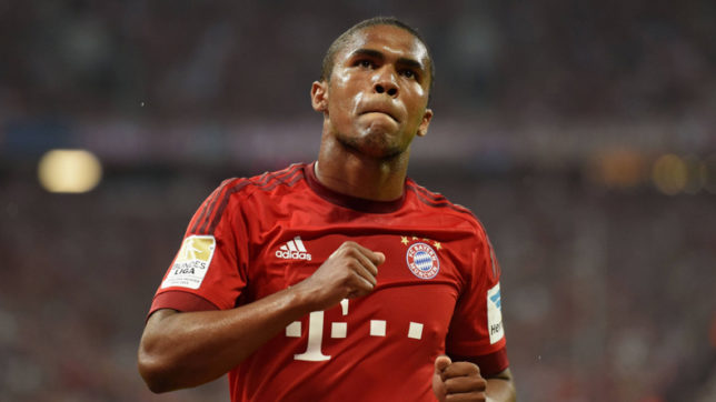 Bayern Munich winger Douglas Costa ruled out of Brazil World Cup qualifiers