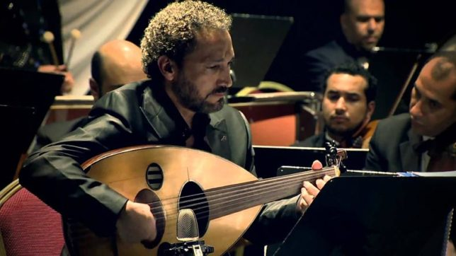 Iraqi-oud-player-Shamma-named-Unesco's-Artist-for-Peace