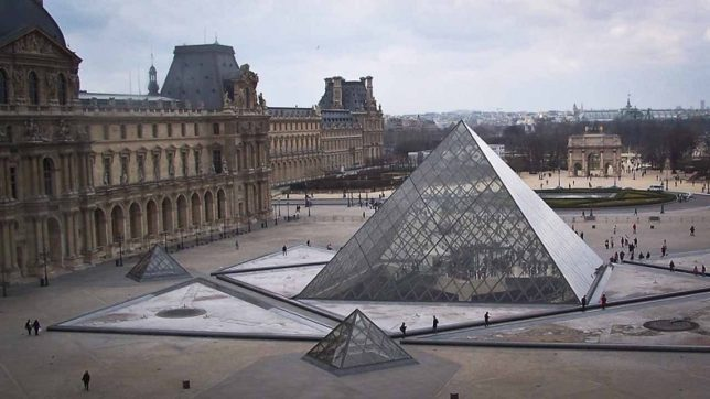 Louvre attack suspect Egyptian national: Paris prosecutor