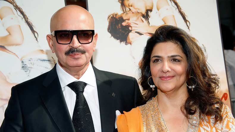 Rakesh Roshan, Rakesh Roshan wife, Pinky, Rakesh Roshan wife Pinky, Egyptian woman, 500 kg Egyptian woman, Mumbai, Latest news