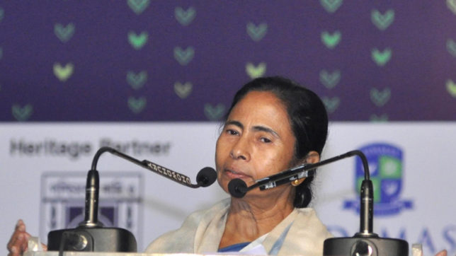 Bengal CM Mamata claims'political game' being played in Narada sting case
