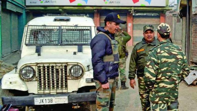 Jammu & Kashmir: Policemen advised to be cautious while visiting hometown