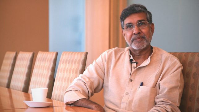 Have complete faith in authorities: Kailash Satyarthi on theft of Nobel Prize replica