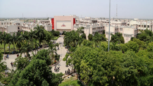 20 students hurt in Gujarat campus violence