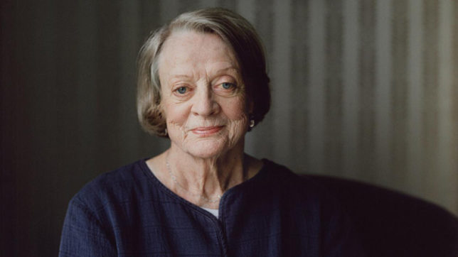 Dame Maggie Smith Talks Starring in Harry Potter and Acting