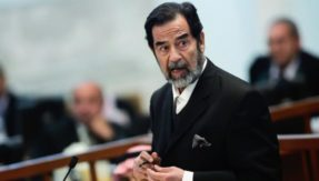 12 years after he was hanged, Saddam's body goes missing