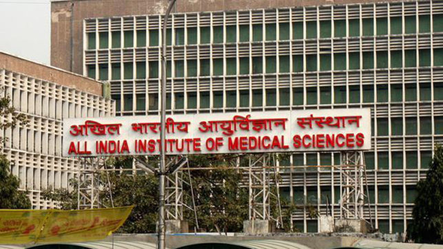 AIIMS becomes India's first public hospital for eye tumours