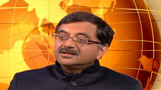 Shocker! If we were racist, why would we live with south Indians, says BJP's Tarun Vijay