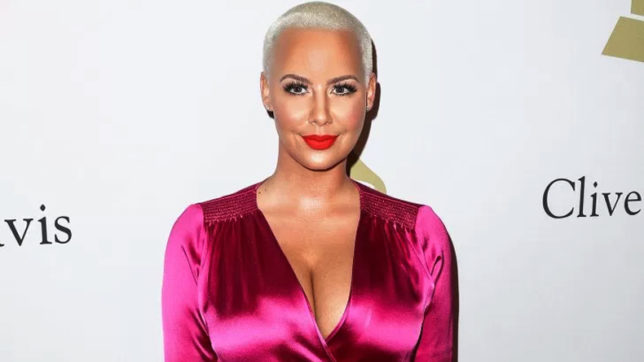 Amber Rose beefs up her security