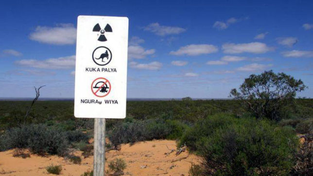 Australia to improve health care for radiation affected natives
